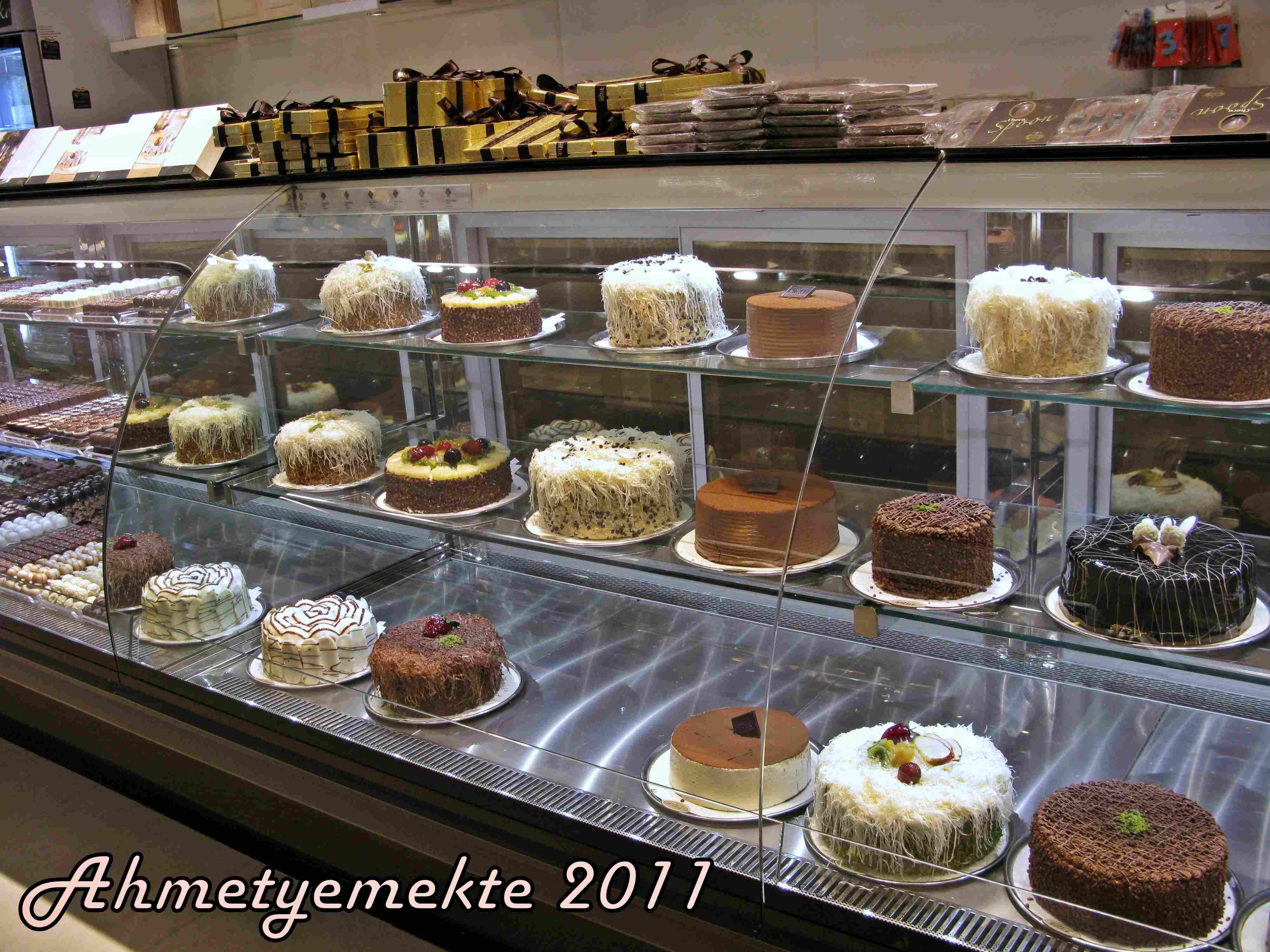 yemek: pelit pastanesi pasta modelleri [21]
